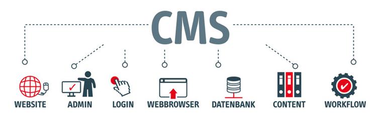 コンテンツマネジメントシステム(CMS)