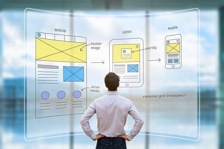 HTML、CSSとは? レスポンシブWebデザインを理解する関連用語を解説 タイトル画像