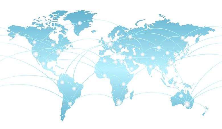 インターネット接続のイメージ