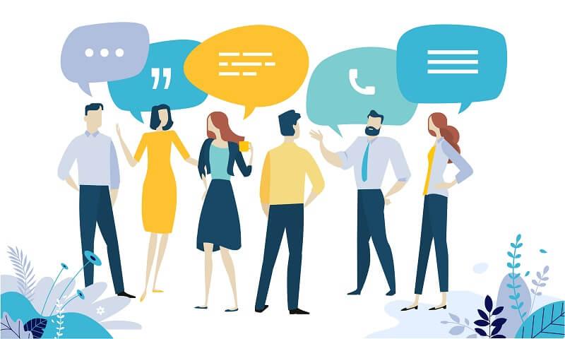 社内コミュニケーションの活性化