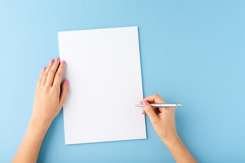 自己紹介を書くときの4つのポイント