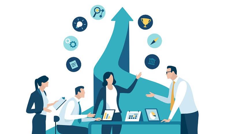 TOP_組織活性化のための5つの取り組み方法