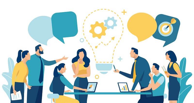 組織活性化できている企業の4つの特徴